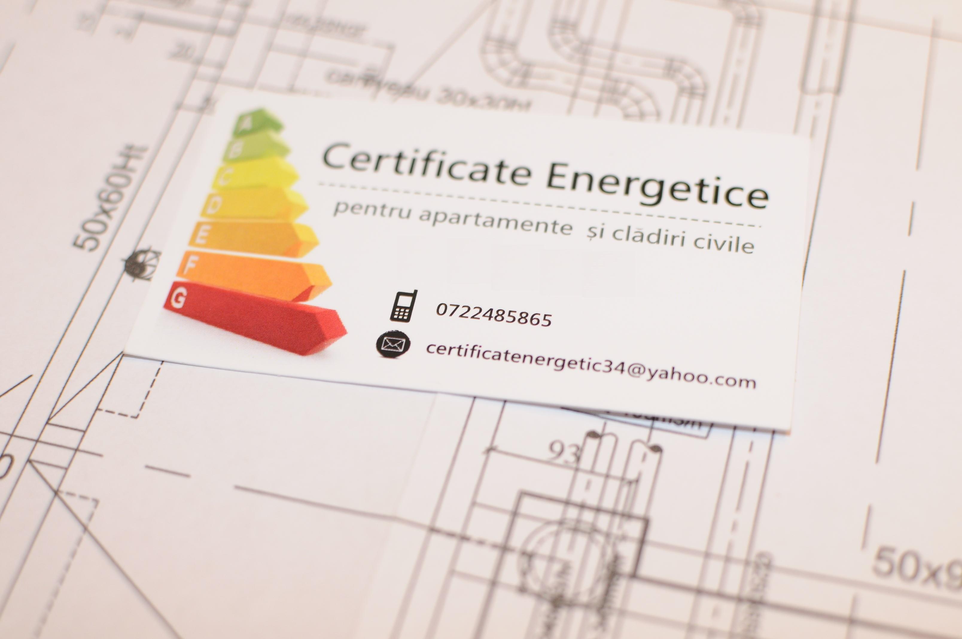 Certificat Energetic Rapid Cluj